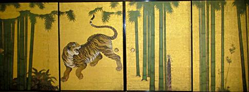 重要文化財 特別公開 2014年 秋 天球院 方丈障壁画